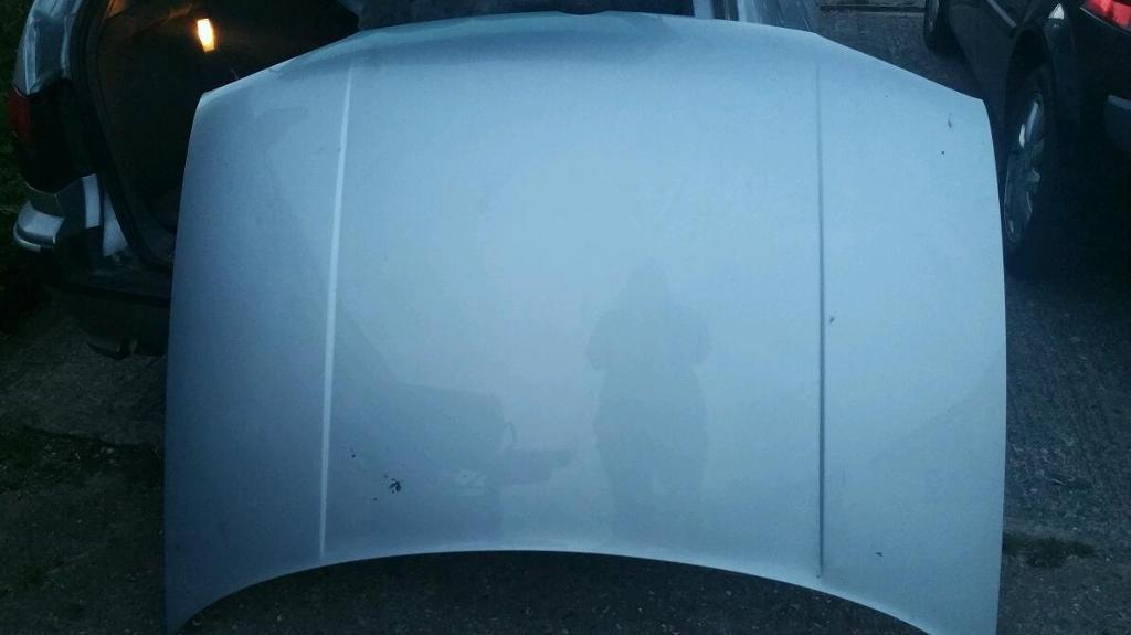 Mk 4 golf bonnet in silver