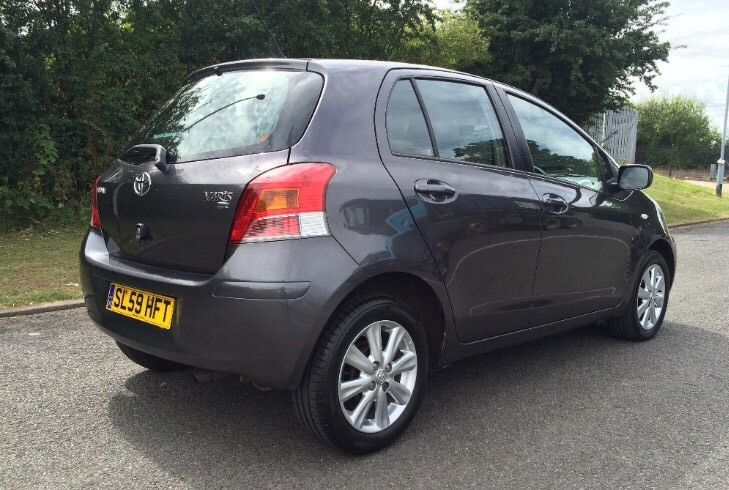 2009 Toyota Yaris 1.3 Breaking for Parts