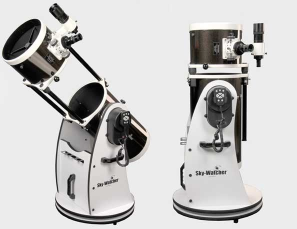 Sky-Watcher Skyliner-250PX FlexTube GO-TO Parabolic Dobsonian Telescope