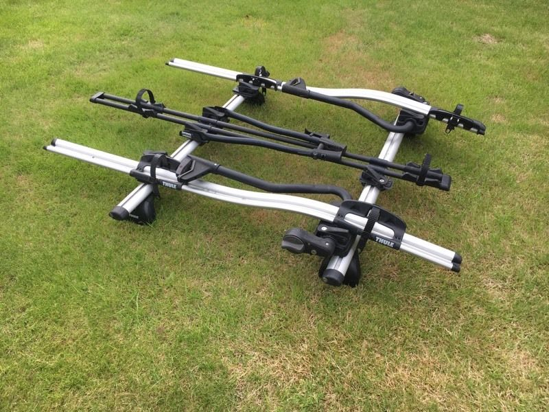 Thule roof rack to fit Audi A4 estate
