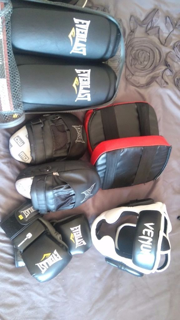 Mma or boxing set