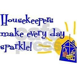 Housekeepers ReQuired