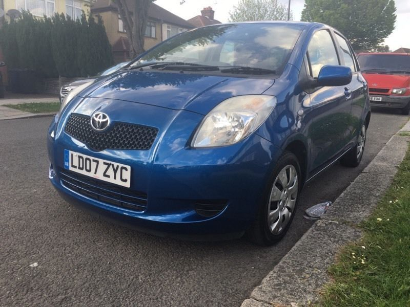 Toyota Yaris 1.3 Auto *** ONLY 31k MILEAGE*** AUTOMATIC, HIGH SPECS***
