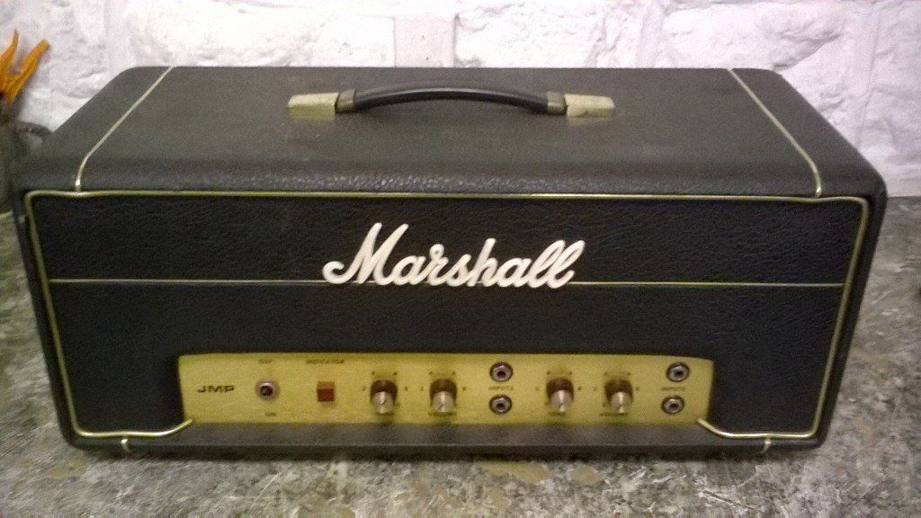 marshall jmp 1973 20w lead and bass