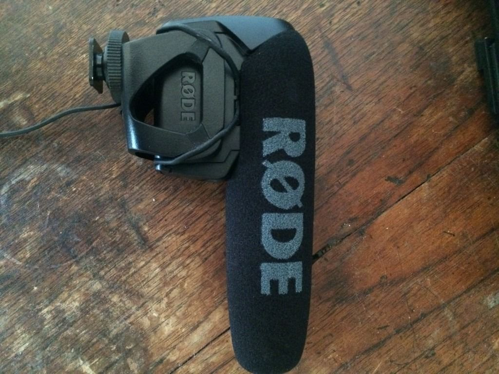 Rode VideoMic Pro - DSLR & Camcorder Microphone (Rode VMP) New 2015 Model