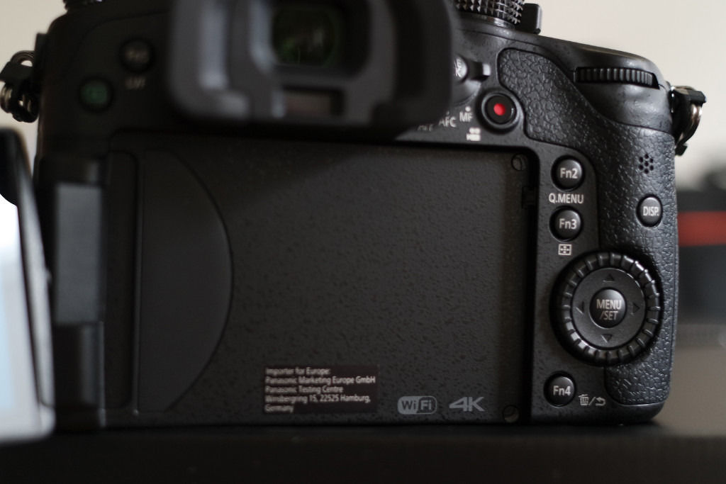 Panasonic GH4 with lens (Brand New)