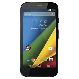 Moto g 4g mobile phone running android 5.0 lollipop