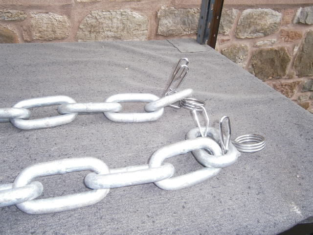 Explosive Strength and Power, no weights actually needed just use the chains PRICE DOWN