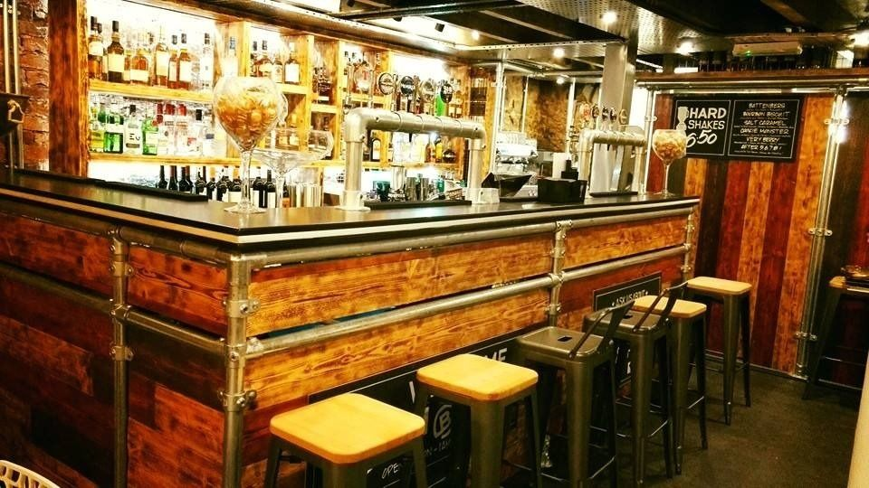 Part - time bar/ floor and promo staff needed!