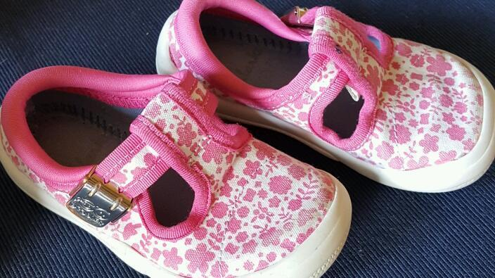 clarks shoes size 4,5 F