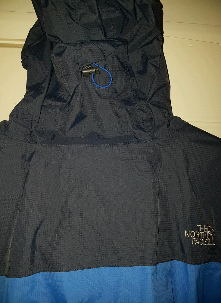 North Face waterproof jacket size xl