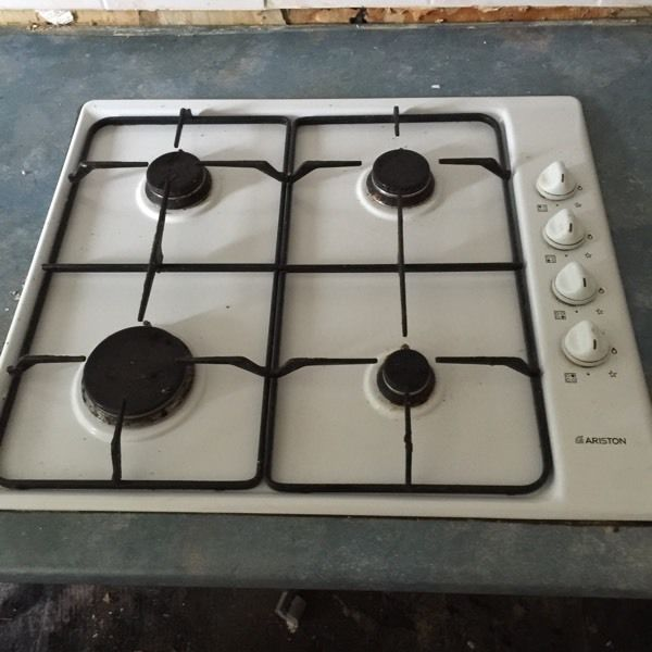 Oven and hob