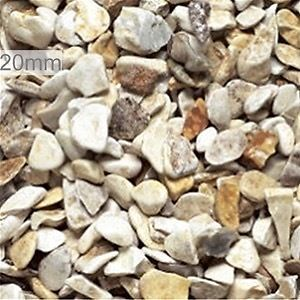 Buff Flint decorative chips