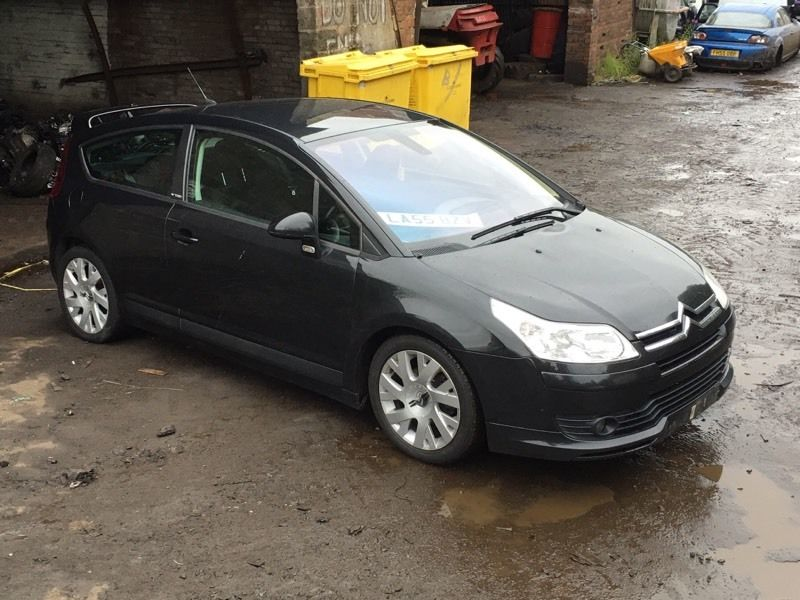 Citroen C4 Vtr+ 1.6hdi 2006 For Breaking