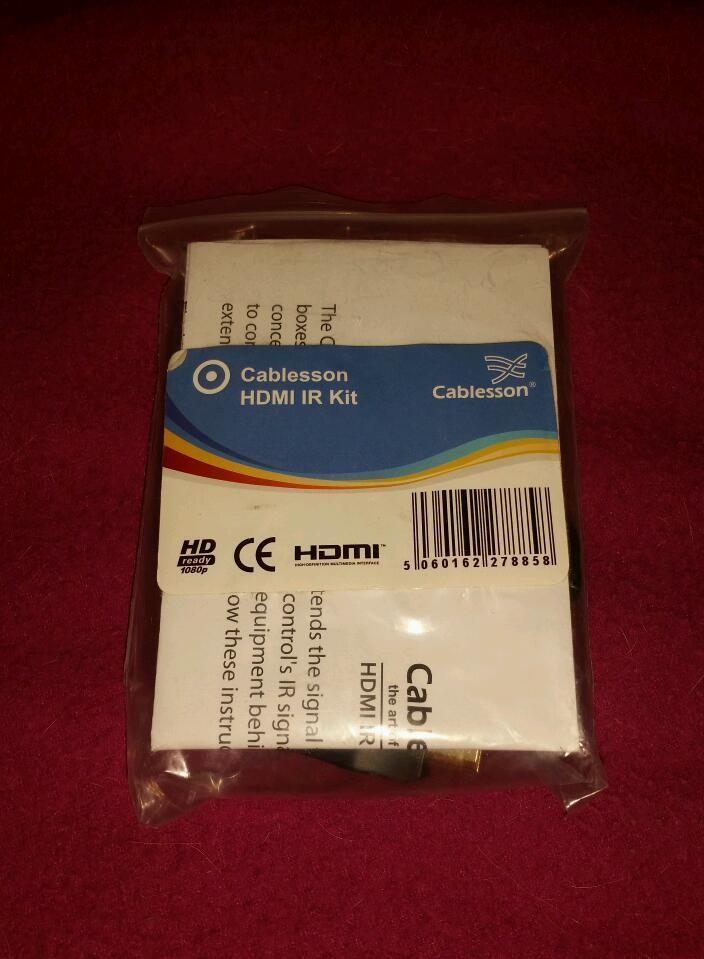 Cablesson HDMI IR kit