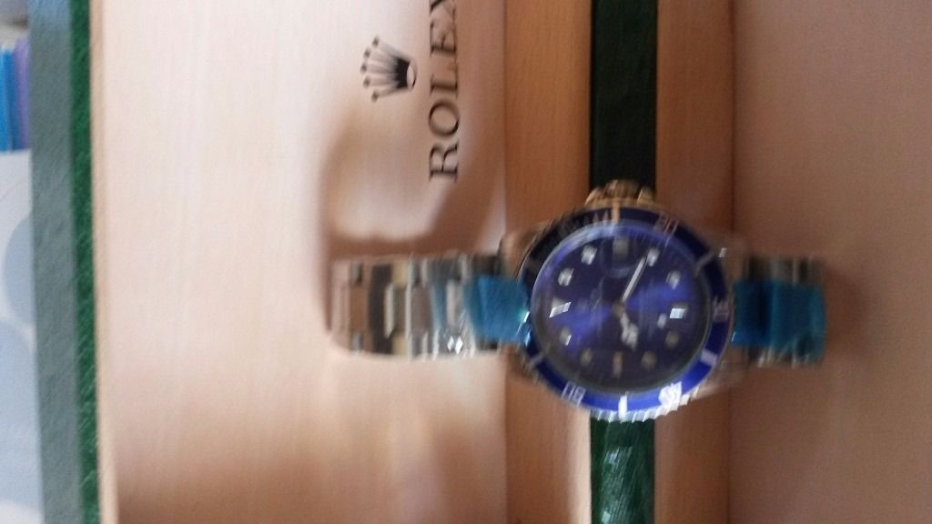 Rolex oyster.perpetual brand new in box