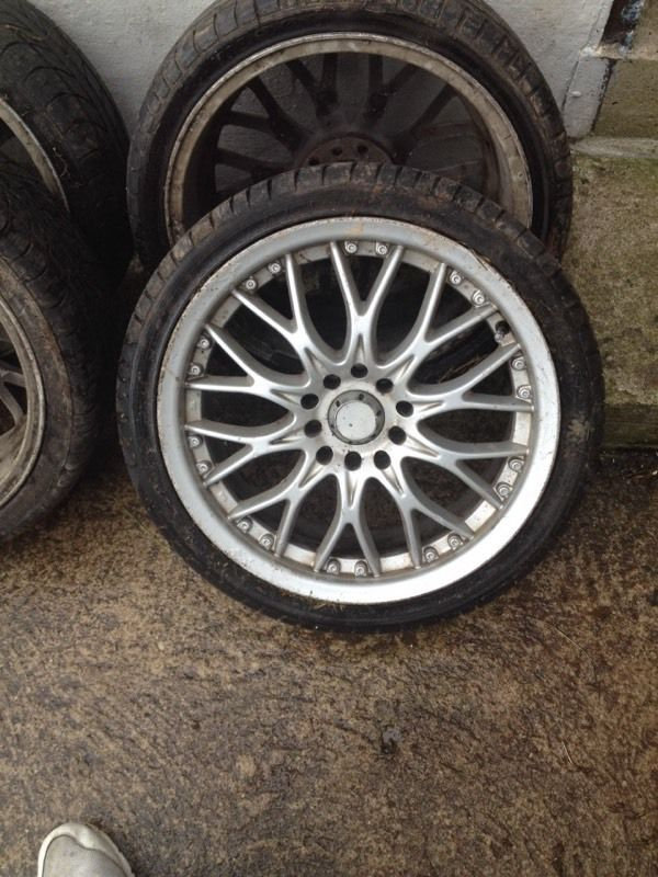 17 inch bbs alloys