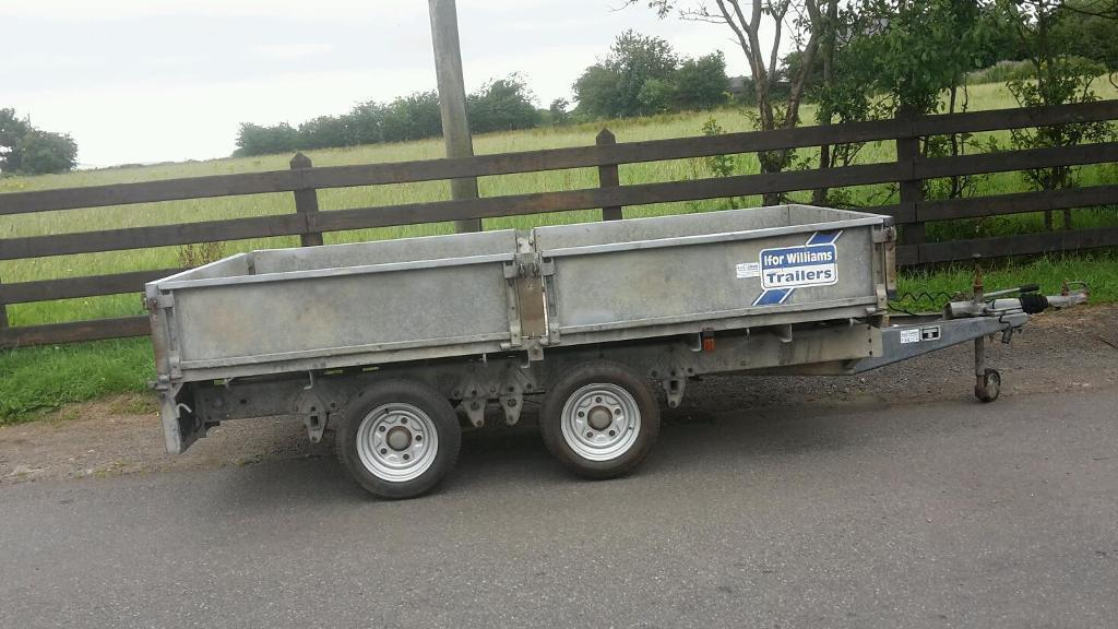 Ifor Williams 10x5-6 trailer