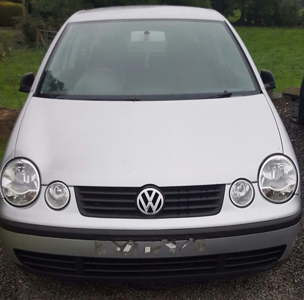 VW POLO(parts only))