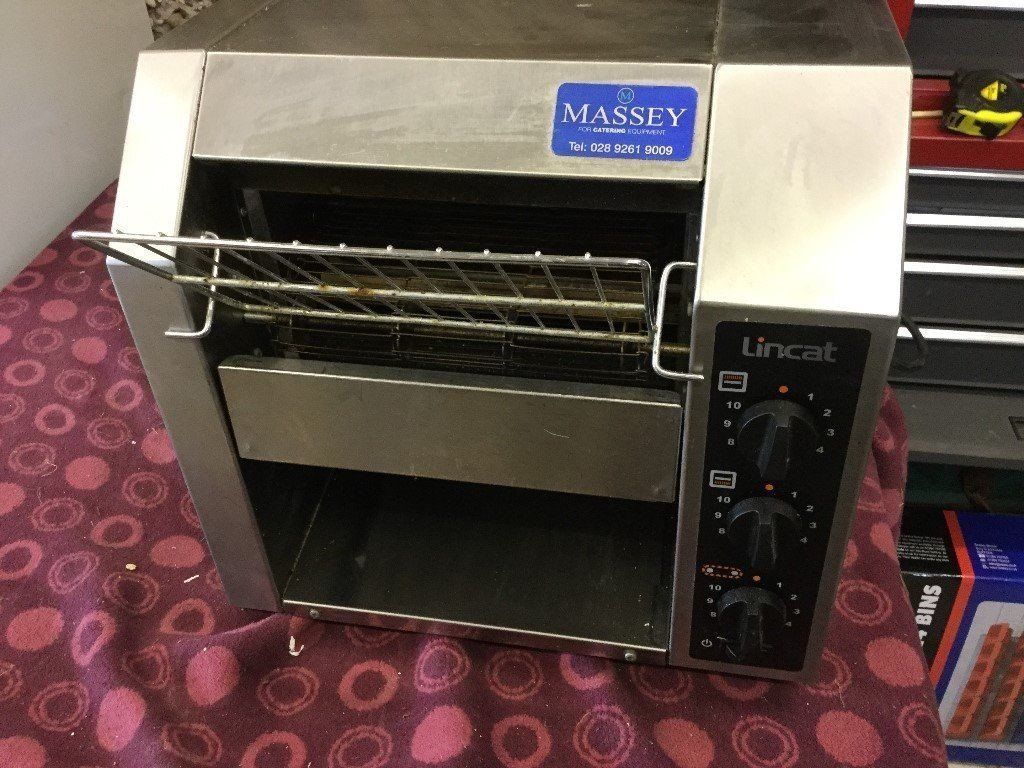 Lincat CT1 conveyor toaster - as new