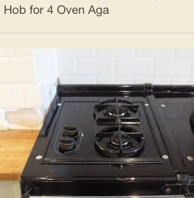 AGA Gas Hob for Pre 1974 Aga -brand new  560 - will take 350 plus postage