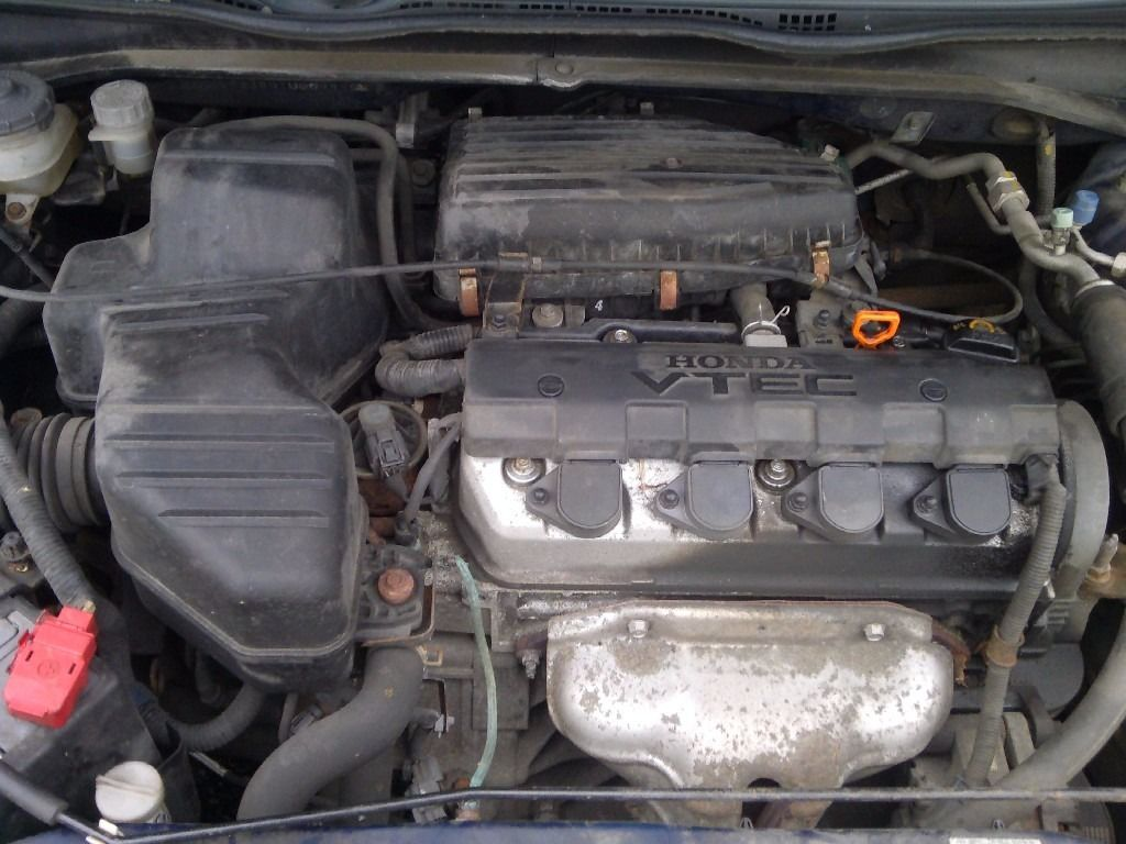 HONDA CIVIC SPORT ENGINE/GEARBOX