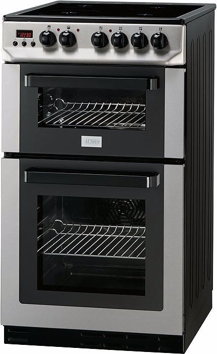 Zanussi electric double oven -used
