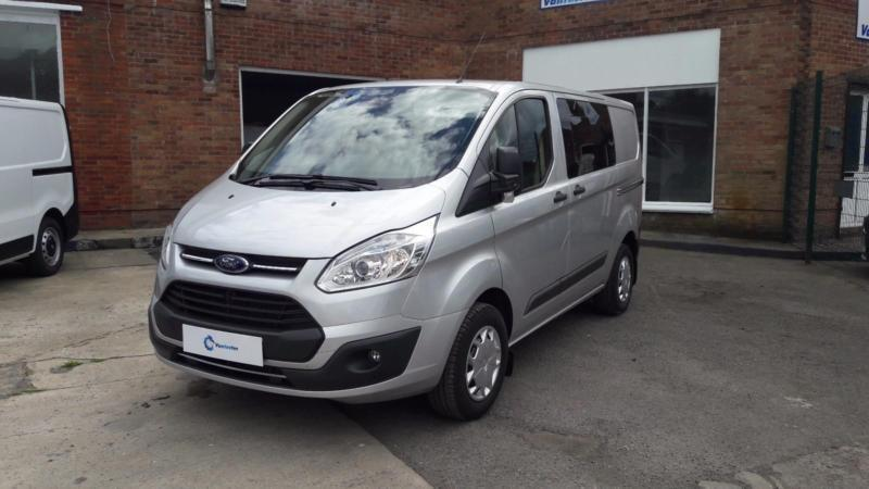 Ford Transit Custom 2.0TDCi ( 130PS ) Double Cab-in-Van 2016.5MY 290 L1H1
