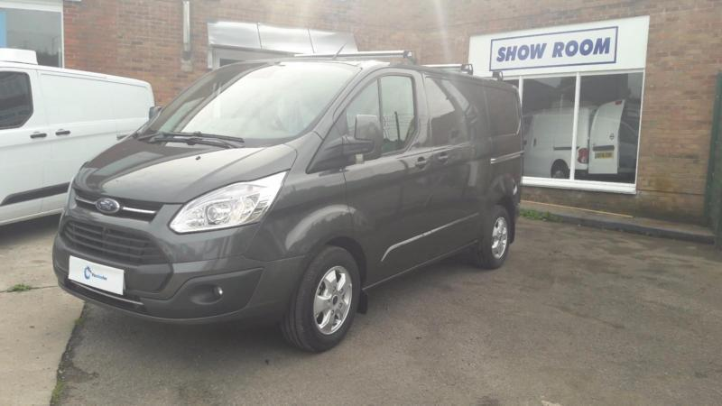 Ford Transit Custom Limited 270 2.0TDCi 130ps L1 H1 Euro 6