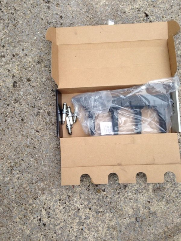 Corsa 1.2 coil pack and plugs