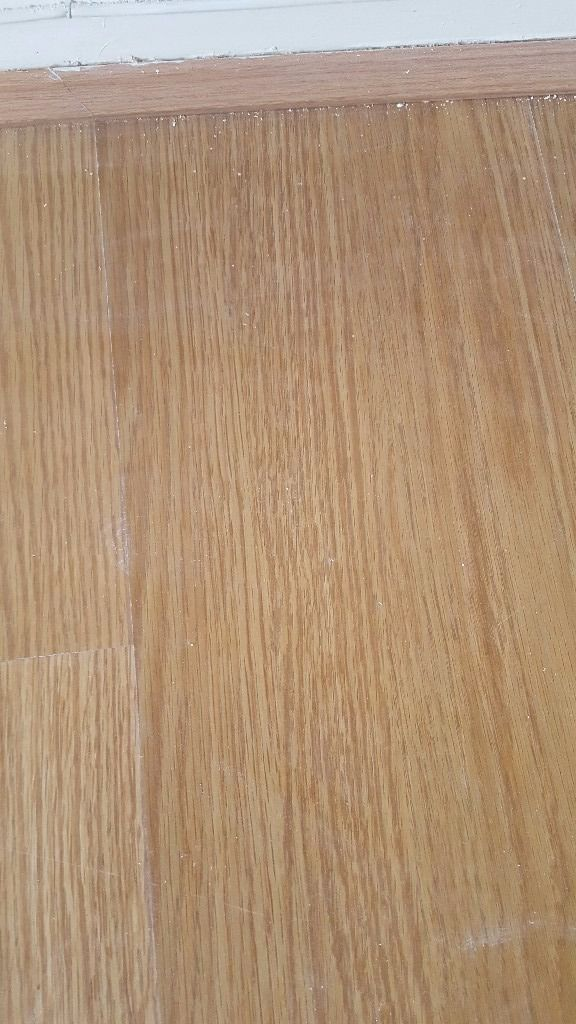 FREE 10.5 feet by 17 feet approx Howdens quality laminate floor for free buyers ti collect ASAP