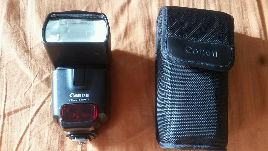 Canon Speedlite 430EX 11 Flash