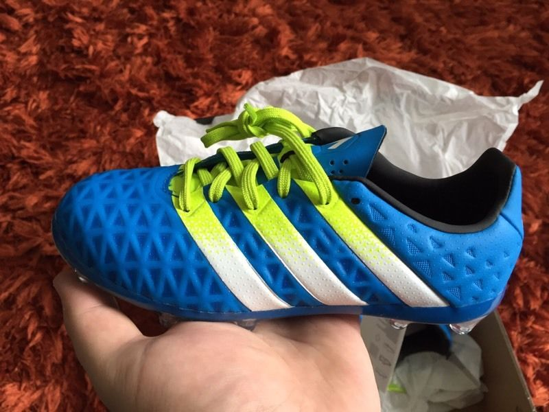 Adidas Junior Ace 16.1 Football Boots - Size 13 - Brand New in Box