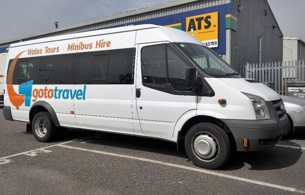 Cardiff Minibus Hire Low Price Guaranteed