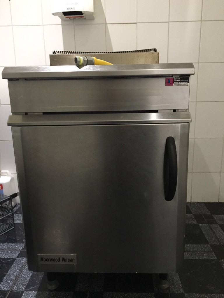 Tested- Moorwood Valcan Gas Fryer