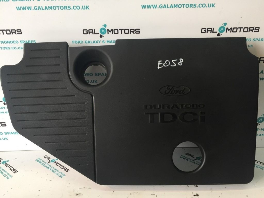 FORD GALAXY MK3 S-MAX MONDEO MK4 07-10 1.8TDCI ENGINE COVER EO58