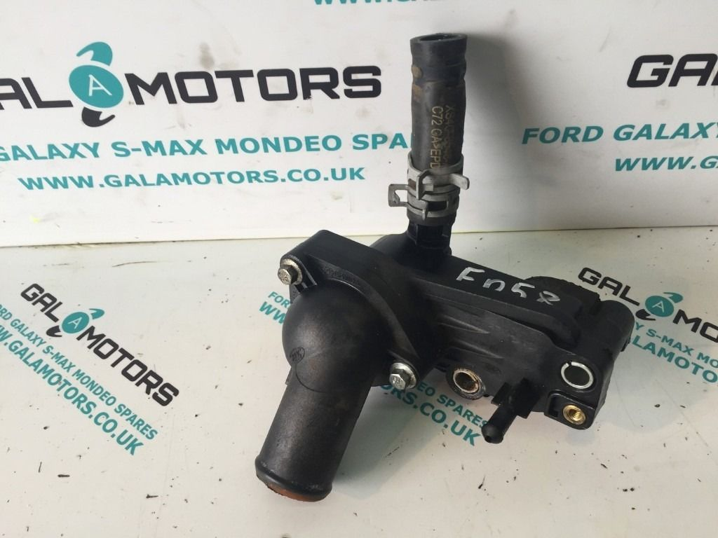 FORD GALAXY MK3 S-MAX MONDEO MK4 2007-2010 1.8TDCI THERMOSTAT HOUSING EO58