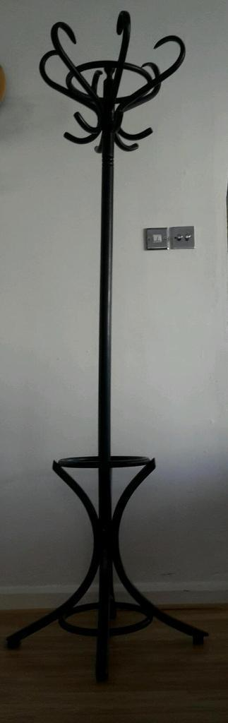 Solid Wood Coat/ Hat stand