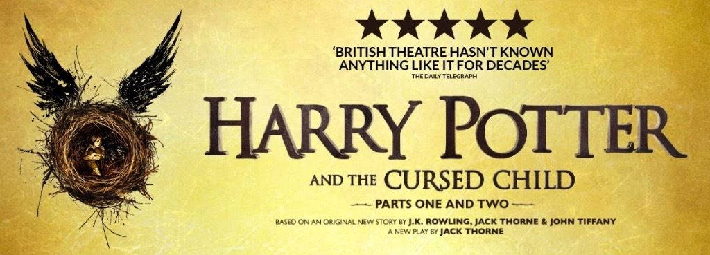 Harry Potter and the Cursed Child London Play Part One & Two Tickets