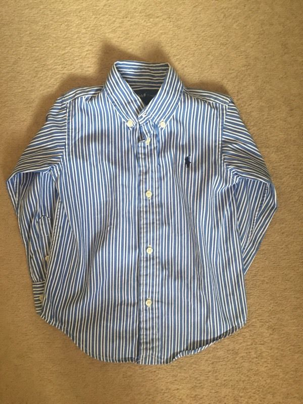 Boys 3T Ralph Lauren shirt