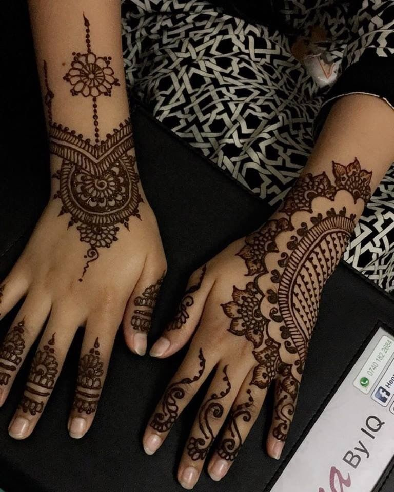 Henna / Mehndi Artist available In & around Manchester - Henna By IQ