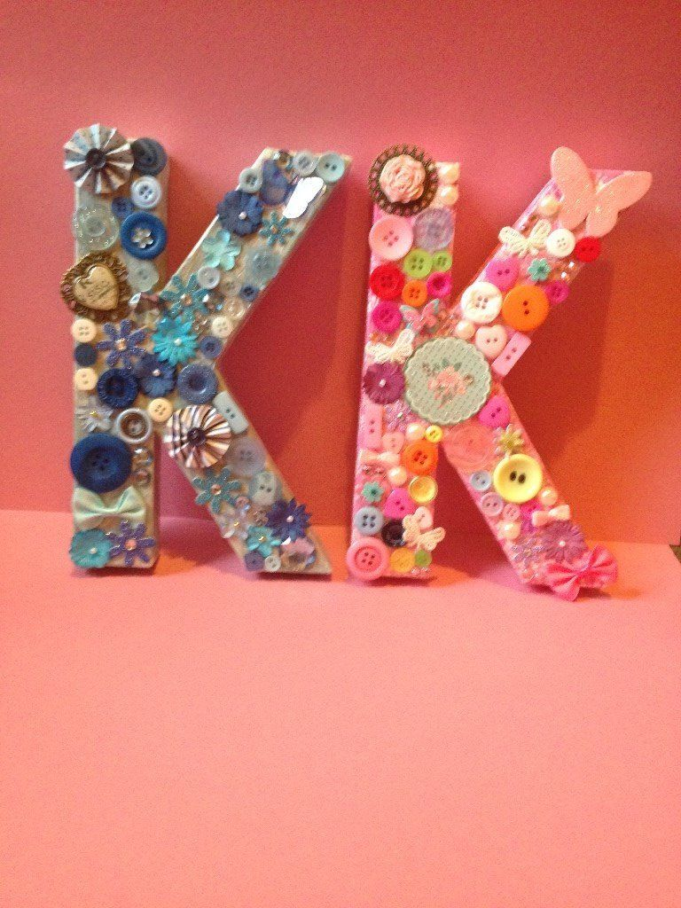 Decorated Letter!!