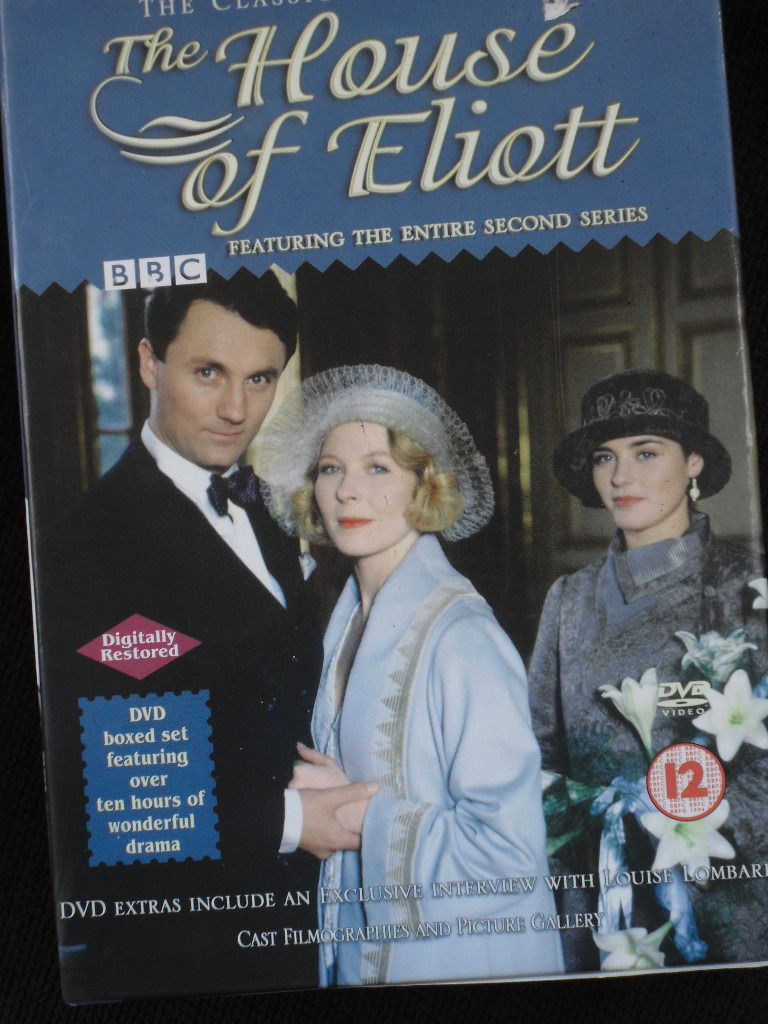 HOUSE OF ELLIOT COMPLETE SERIES 1,2, & 3 BOXED