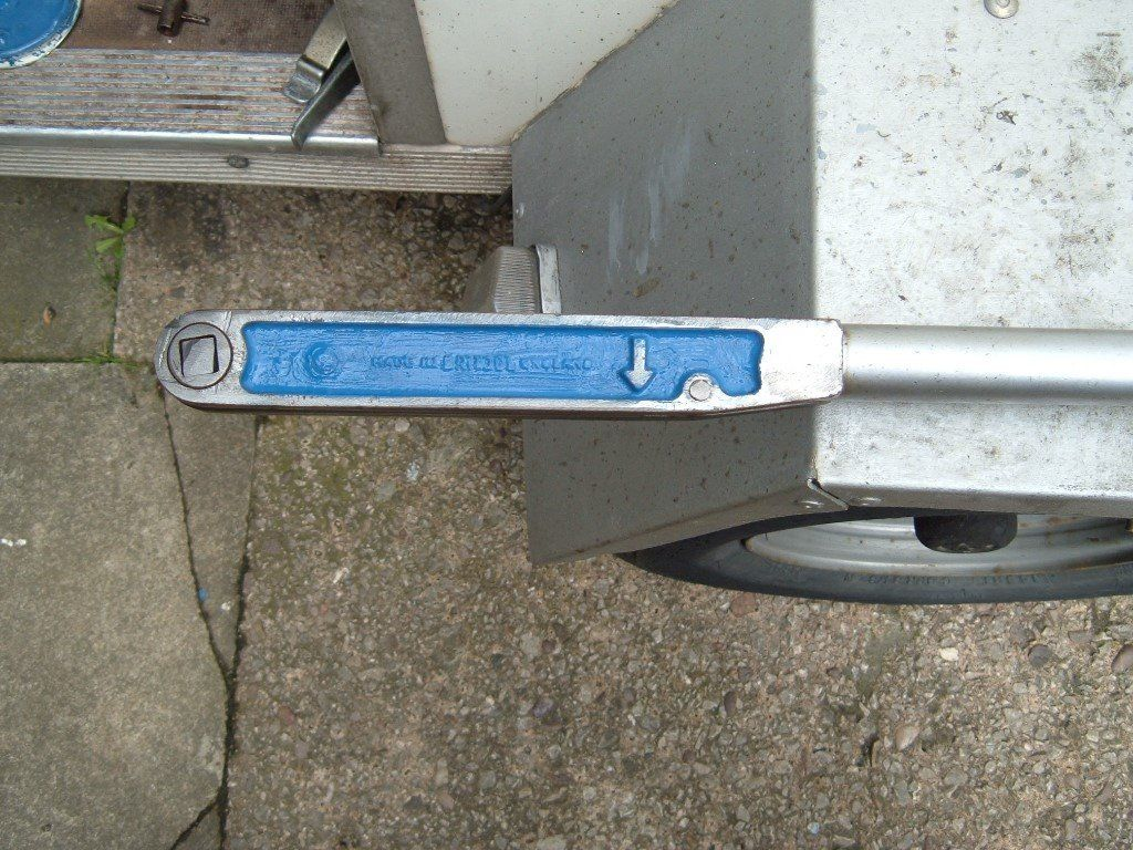 "Britool 1/2"" torque wrench"