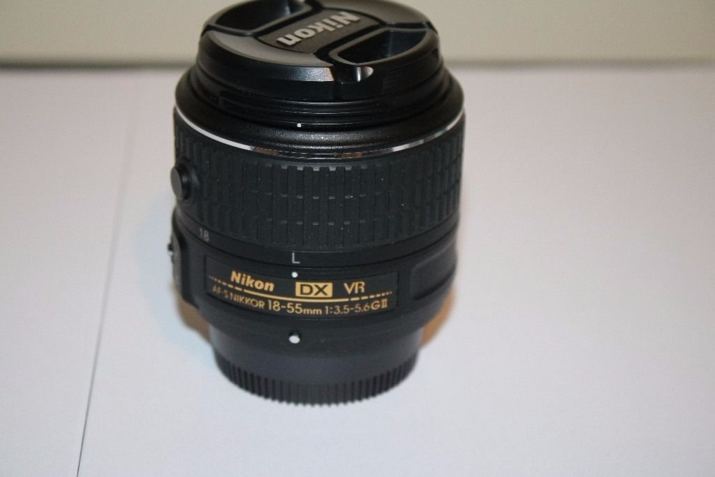 Nikon 18-55mm VR G11 lens latest model in As New Condition