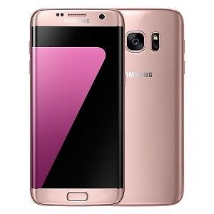 S7 edge pink gold unlocked as new swap for iPhone 6s Plus 64gb