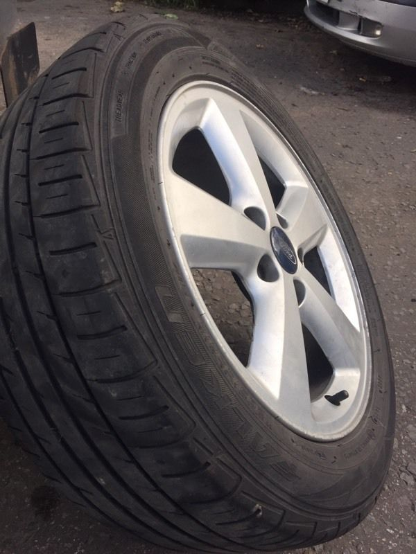 Alloy wheels Ford 120