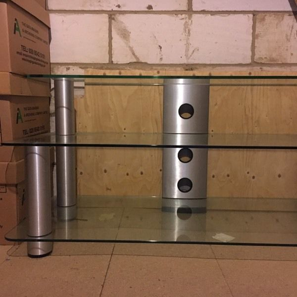 """Sonorous TV Stand up to 42"""" 3 Tier"""