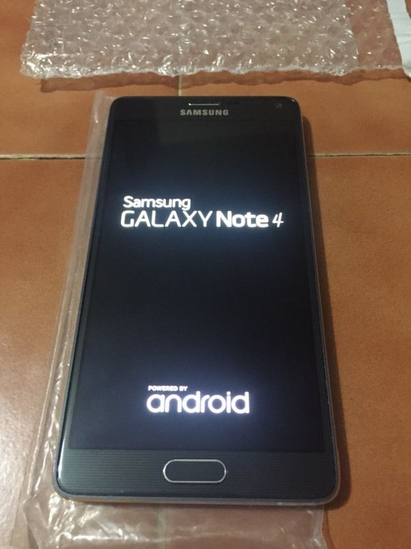 Samsung Galaxy Note 4 Brand new condition 32 gb !! Unlocked 4G ready black colour