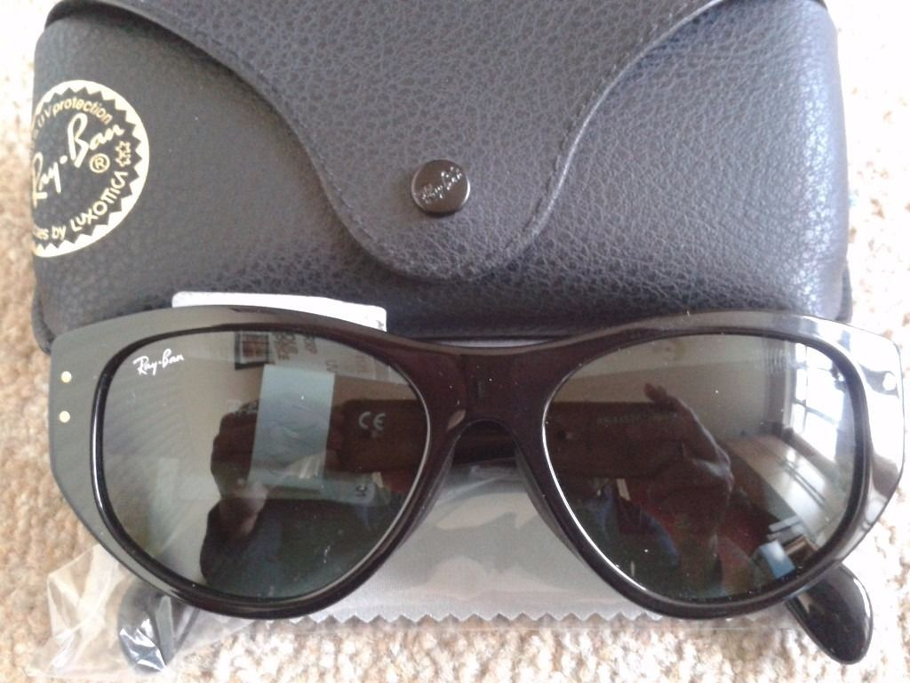 Genuine Ladies Ray Ban - Brand New With Tags